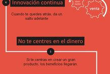 Infografías Emprendimiento