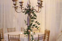candelabra ideas