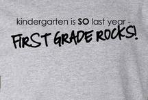 First Grade / by Tara Seegert