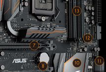 ROG Motherboards / Award winning motherboards with incredible performance.