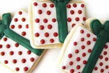 Biscoitos / tema comida