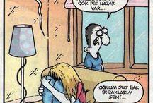 Karikatür-komiklik:)