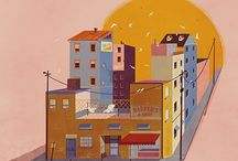 illustration box / by Sang Hwan Lee