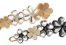 GIRLY GAL GIFT GUIDE / Every girly girl needs beautiful hair accessories! Find the best here.