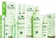 Tropic Skin Care / Tropic's Skin Care Range