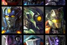 Transformers / by Rusty Angel