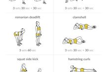 Fitness | Lower Body Workouts