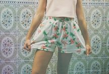 PALMS / Short- Zara Shirt- Zara Shoes- Tienda local