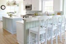 KITCHENS / kitchen designs, dream kitchen, remodeling designs, organization
