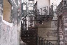 portaat ja kaiteet