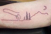 fishing tattoos