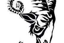 Steenbok tattoos