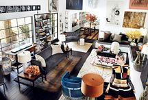 living room / by Gia Kolsky