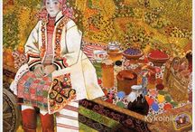 Ukrainian painting / by kalivaka