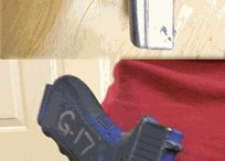 Holster Technologies / Different holster designs, especially those made for people who want to concealed carry firearms in public