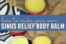 Sinus balms self healing