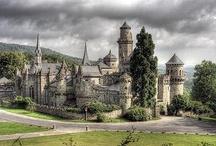Castles  / by Pamela Eagleson