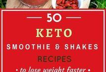 KETO - Smoothie & Shakes & Drinks