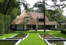 Sfeer: minimalistische tuinen