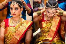 Beautiful South Indian Bride / Gorgeous South Indian Bride of the month