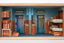 Small dioramas