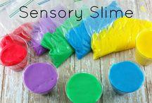 Flat 2 sensory ideas