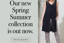 Spring Summer Collection 2016 / Postie Pop-Up Boutique Spring Summer Collection. Pop in and take a look!