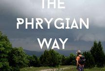 phrygian  way
