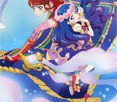 Aikatsu stars dan Aikatsu