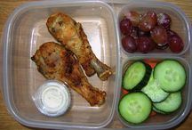 Kids lunches / by Janise Bennett