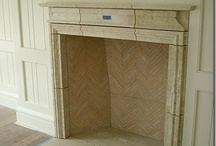 Fireplaces / by Leila @ In the Tweeds