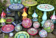 Yard & Garden Accessories / by Lysa Jump
