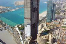 """World's 10 Tallest New Buildings 2015 /  """"Tall"""" buildings doubling over the next ten years, and the number of """"megatall"""" buildings expected to jump from 2 to 10 by 2020. Indeed, next year alone 10 new skyscrapers of at least 1,110 feet will be completed.  They are 2015′s tallest buildings…"""