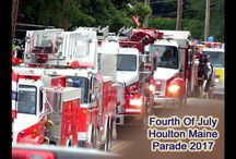 4th Of July Parades | Small Maine Town Of Houlton ME Celebrates. / Welcome To Small Town Rural Living! One Example Of The Fun In Houlton Maine. Parades Over The 4th Are B-I-G!