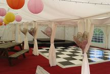 Strawberry Fieldz Marquee Interiors / A few of the interiors we have been involved in creating
