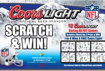 Promotional Scratch off Games