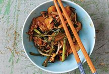 Recipes to Try - Chinese / Chinese food / by Michelle M