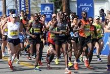 Dedicated to the Boston Marathon