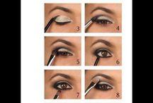 make up - eyes