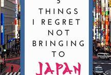 Travel- Japan