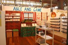 Trade Shows and Markets / Here are some photos of trade shows and markets we have participated in.