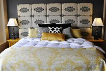 Bedroom decorating ideas / ... Of the decorating kind!