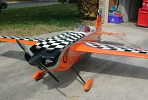 RC Plane scale/3D