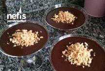 sütlü pratik tatlılar