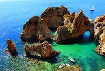 algarve portugal paysages europe / algarve portugal paysages europe