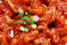 comida koreana