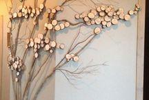 Bomen decoratie
