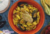 Cucina - Primi piatti / by AnnaMaria Pini