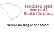 Southern Belle Secrets / by Hannah Jones