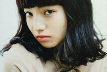 Nana Komatsu (Japanese actress and model)